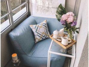 Новый розыгрыш углового бескаркасного кресла от Marina. Ярмарка Мастеров - ручная работа, handmade.