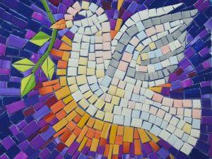 Создаем имитацию мозаики из ланч-боксов. Ярмарка Мастеров - ручная работа, handmade.