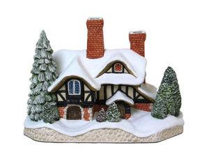 Fairy Houses by David Winter. Livemaster - handmade