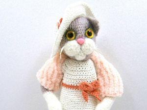 Кошка Клара. Ярмарка Мастеров - ручная работа, handmade.