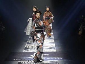 Кимоно сегодня: высокая мода Джотаро Сайто. Ярмарка Мастеров - ручная работа, handmade.