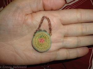 Сумочка-кошелек для кукол своими руками. Ярмарка Мастеров - ручная работа, handmade.