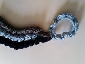 Как просто сделать симпатичную резинку для волос. Ярмарка Мастеров - ручная работа, handmade.