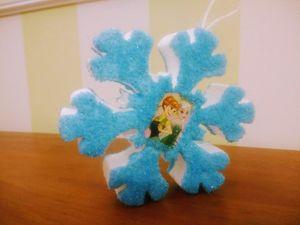 Новогодняя игрушка за 5 минут. Ярмарка Мастеров - ручная работа, handmade.