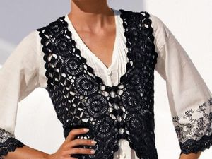 Vest: Versatile Piece of Clothing. Livemaster - handmade