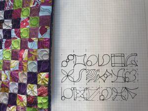 Рисуем мотивы для стёжки (квилтинга). Ярмарка Мастеров - ручная работа, handmade.