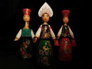 Видеоролик  «Русские сказки. Ночь». Ярмарка Мастеров - ручная работа, handmade.