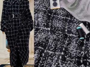 Пальтовая ткань. Ярмарка Мастеров - ручная работа, handmade.