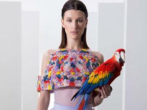 Чистая магия: коллекция Saiid Kobeisy Couture весна–лето 2019. Ярмарка Мастеров - ручная работа, handmade.