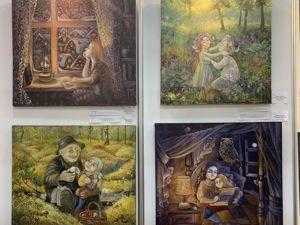 Прогулка по выставке «Арт-Ростов». Часть II. Ярмарка Мастеров - ручная работа, handmade.