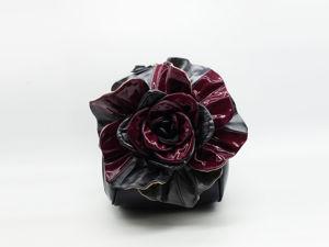 Обзор рюкзака со сливовым цветком. Ярмарка Мастеров - ручная работа, handmade.