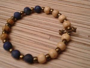 Скидки на мужские браслеты из натуральных камней. Ярмарка Мастеров - ручная работа, handmade.