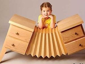 Немного о детской мебели. Ярмарка Мастеров - ручная работа, handmade.