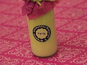 Мастер-класс: делаем ванильное молочко для тела. Ярмарка Мастеров - ручная работа, handmade.