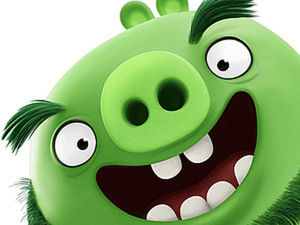 Video DIY: Making Leonard the Pig from Angry Birds out of Polymer Clay. Livemaster - handmade