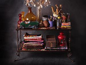 Реинкарнация деревянного столика. Ярмарка Мастеров - ручная работа, handmade.