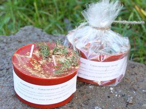 Подарочные свечи. Ярмарка Мастеров - ручная работа, handmade.