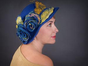 Всё дело в шляпке. Фотосессия часть 3. Ярмарка Мастеров - ручная работа, handmade.