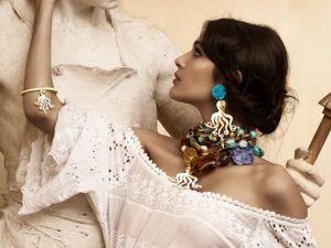 Завораживающая коллекция итальянской бижутерии Amle, или идеальная фото-легенда. Ярмарка Мастеров - ручная работа, handmade.