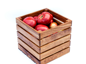 3 по цене 2. Ящики из дуба для хранения овощей и фруктов!. Ярмарка Мастеров - ручная работа, handmade.