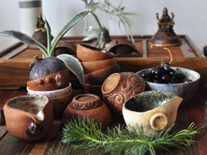 Молочение керамики. Ярмарка Мастеров - ручная работа, handmade.