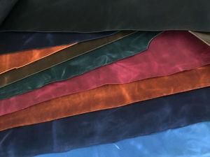 Описание кожи крейзи-хорс. Ярмарка Мастеров - ручная работа, handmade.