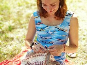 8 июня — Всемирный день вязания на публике. Ярмарка Мастеров - ручная работа, handmade.