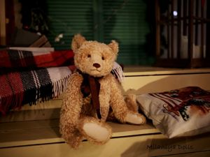 Teddy Bear. Ярмарка Мастеров - ручная работа, handmade.
