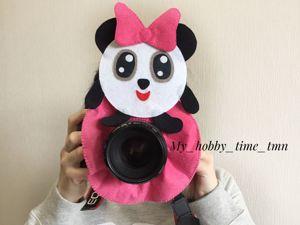 Игрушка на объектив фотоаппарата, для чего она нужна?. Ярмарка Мастеров - ручная работа, handmade.