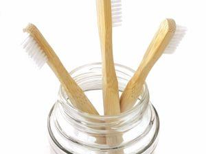 Как вы относитесь к бамбуковым щёткам?. Ярмарка Мастеров - ручная работа, handmade.
