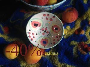 Акция  «-40% на следующую покупку за фотографию в отзыве». Ярмарка Мастеров - ручная работа, handmade.