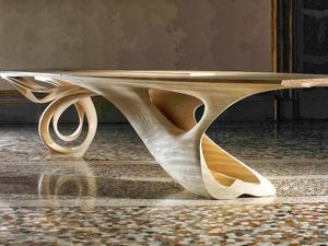 Graceful Furniture Curves: Amazing Works by International Designers. Livemaster - handmade