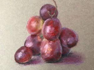 Кому миленький виноград?. Ярмарка Мастеров - ручная работа, handmade.