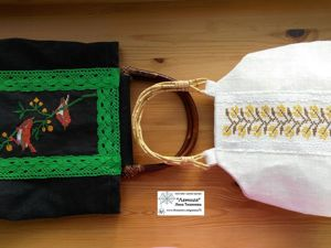 Две новые летние сумочки скоро в продаже. Ярмарка Мастеров - ручная работа, handmade.