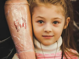 Бьет татуировки с 7 лет. История самого юного тату-мастера в России. Ярмарка Мастеров - ручная работа, handmade.