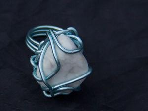 Кольцо из проволоки своими руками. Ярмарка Мастеров - ручная работа, handmade.