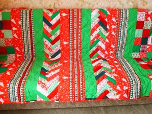 Шьем новогоднее лоскутное одеяло. Ярмарка Мастеров - ручная работа, handmade.