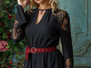 Аукцион на вечернее платье! Старт 3000 руб.!. Ярмарка Мастеров - ручная работа, handmade.
