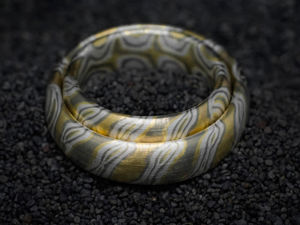 Кольца  «Золотые берега». Ярмарка Мастеров - ручная работа, handmade.
