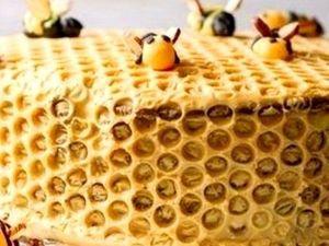 Торт «Медовик» быстрый рецепт от Рубински. Ярмарка Мастеров - ручная работа, handmade.