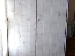 Как сделать роспись шкафа в прованском стиле. Ярмарка Мастеров - ручная работа, handmade.