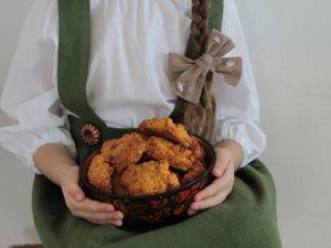 Готовим постное овсяное печенье с морковкой. Ярмарка Мастеров - ручная работа, handmade.