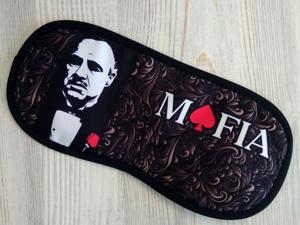 Маска для игры в Мафию с логотипом клуба. Ярмарка Мастеров - ручная работа, handmade.