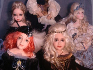 20% скидка на вторую куклу, а на будуарные можете предложить свою цену. Ярмарка Мастеров - ручная работа, handmade.