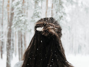 Вырезаем из дерева шпильку для волос. Ярмарка Мастеров - ручная работа, handmade.