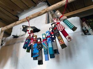 История и особенности русской тряпичной куклы. Ярмарка Мастеров - ручная работа, handmade.