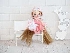 Однодневный Аукцион на куклу от Машуши!. Ярмарка Мастеров - ручная работа, handmade.