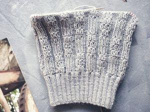 Новая модель шапочки на осень. Ярмарка Мастеров - ручная работа, handmade.