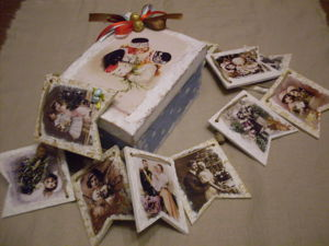 Акция  гирлянда  « Царское рождество ». Ярмарка Мастеров - ручная работа, handmade.