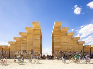 Искусство, которому суждено сгореть дотла: 20 завораживающих инсталляций на фестивале Burning Man 2019. Ярмарка Мастеров - ручная работа, handmade.